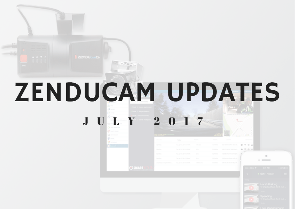 zenducam-updates-july-2017