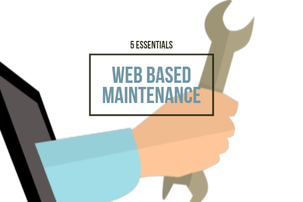 Web based fleet maintenance management programs