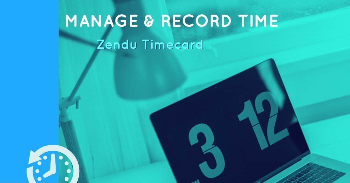 Manage and record time