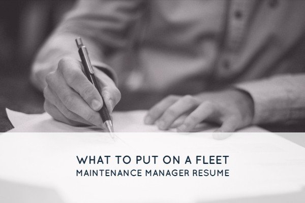 fleet maintenance manager resume (1)