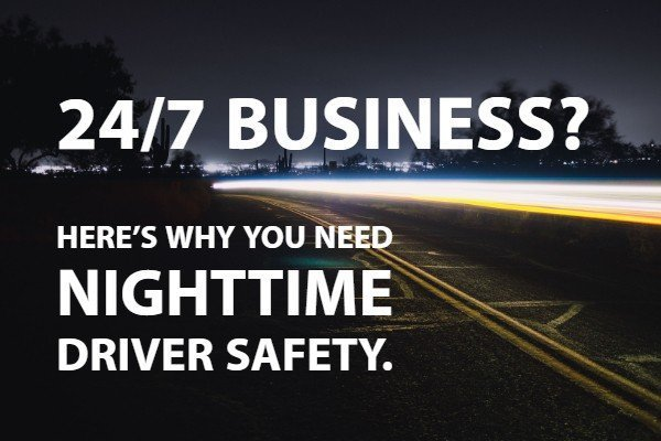 Nighttime driver safety