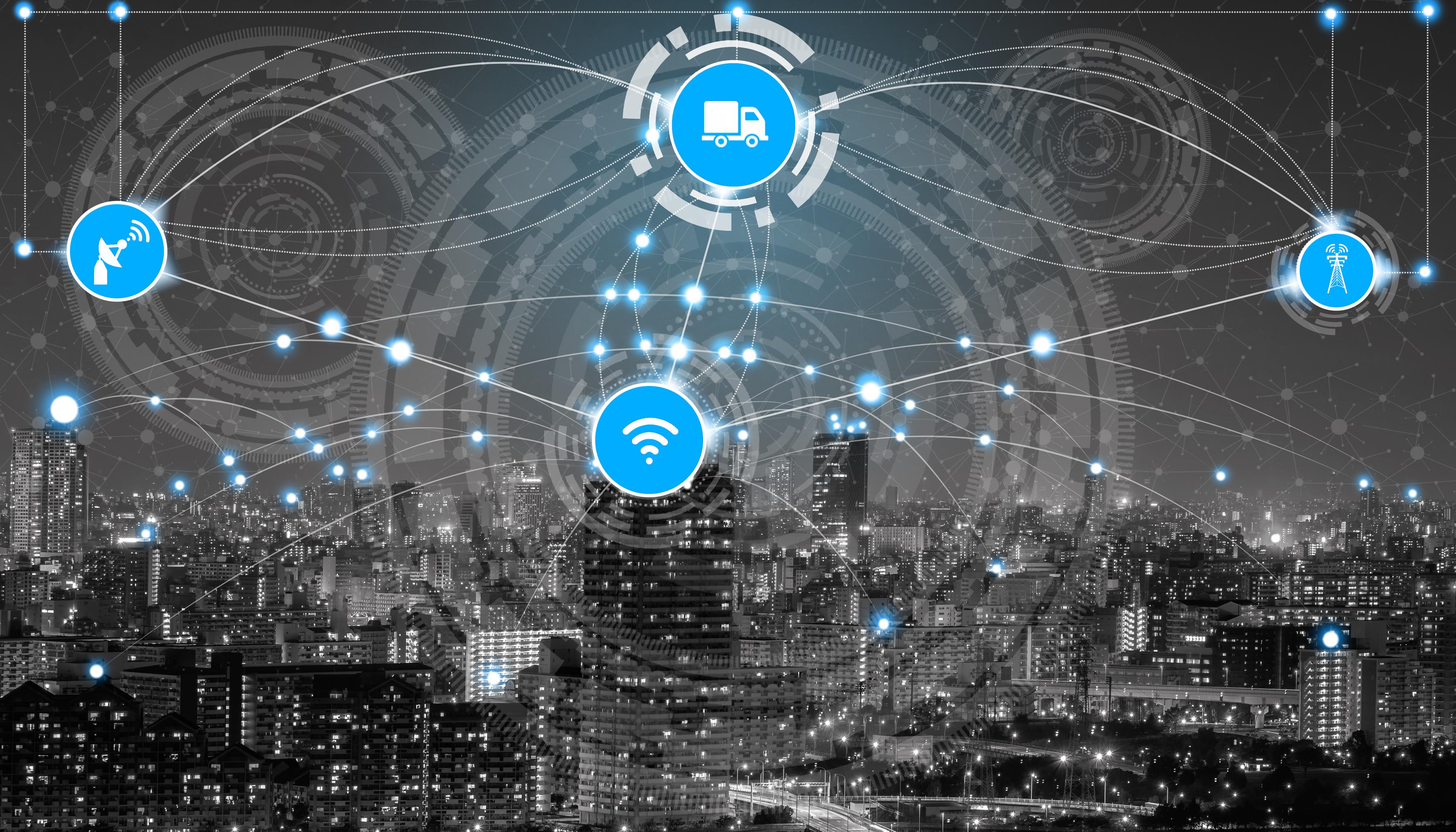 telematics, smart city, waste management, smart cities