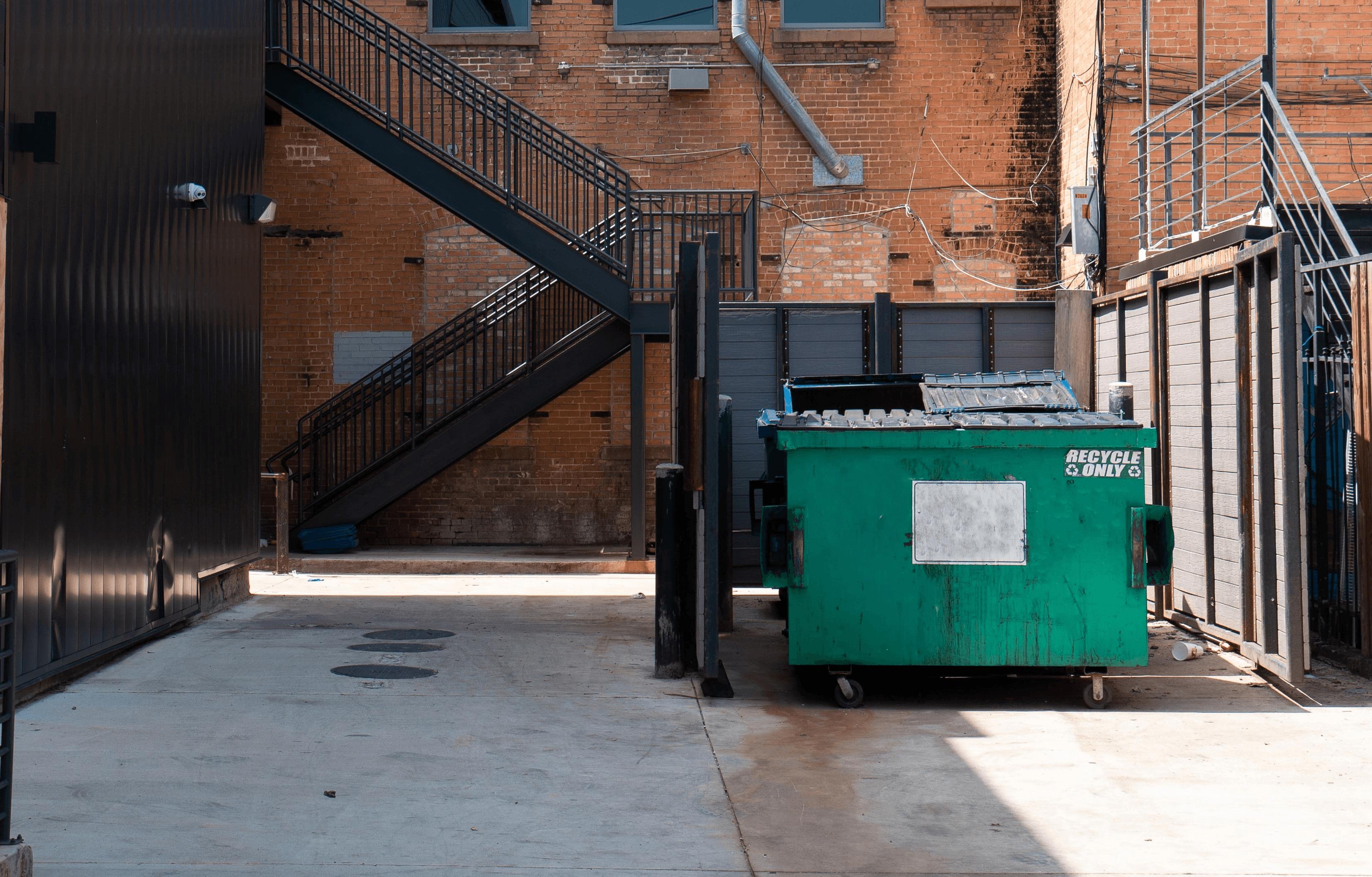 waste management, smart sensor,telematics, garbage bin, waste, dispatch