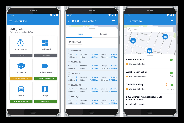 product update, august, zenduit, trax, mobile app, zenduone