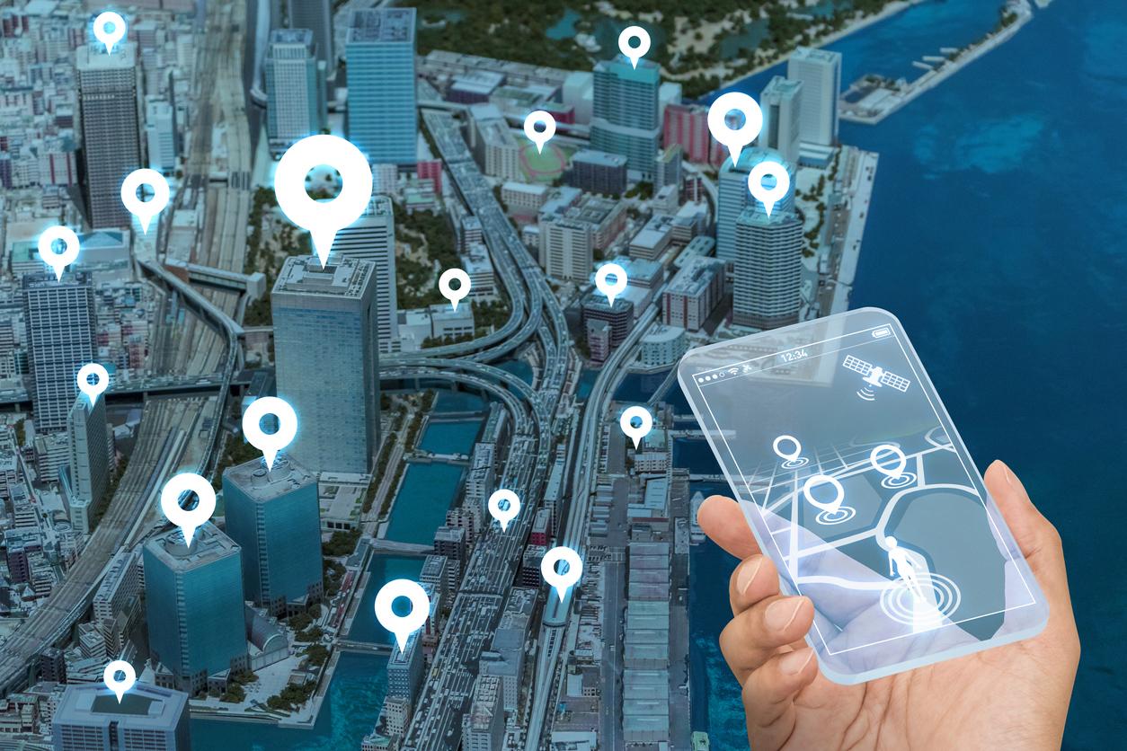 public map interface, zendumaps, zenduit, winter maintenance, waste management, fleet